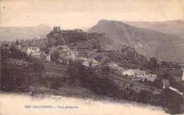 73 - CHAUMONT : Vue Générale - CPA Village ( 490 Habitants ) - Savoie - Other Municipalities