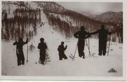 05 :Mont Genèvre :la Grande Piste De Skis,un Jour De Concours - Sport Invernali