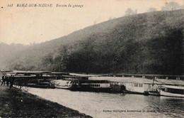 Namur Beez Sur Meuse Bassin De Garage Péniches édit Groyne Namêche - Namur