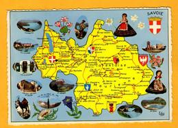 Savoie      Edt   Edy     N°   79 - Maps