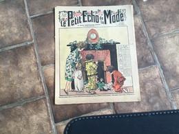 Le Petit écho De La Mode EN L ÉTAT. Magazine De Mode 1929 Les Dons Du Père Noel - 1900 - 1949