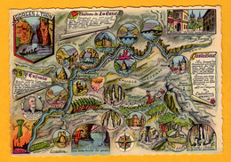 Gorges Du Tarn       Edt   Apa Poux    N° - Maps