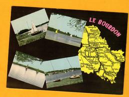 Yonne   Le Bourdon  4  Vues       Edt Nivernaises   N° - Maps