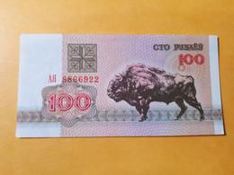 BIELORUSSIE 100 ROUBLES 1992 BILLET NEUF - Belarus