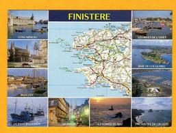 Finistère        Edt  Jack   N° - Maps