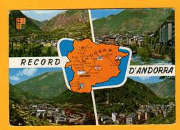 Andorre       Edt  Soberana     N° 243 - Maps