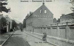 Bouchout Pensionnat St-Gabriël Circulée En 1921 - Boechout