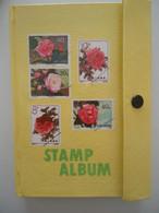 Chine - Collection  De 200 Timbres Différents En Album - Verzamelingen (in Albums)