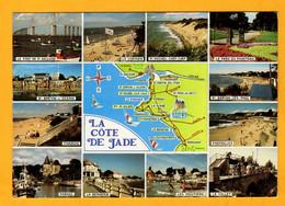 La Côte De Jade        Edt  Miegeville      N°  101 - Maps
