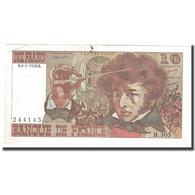France, 10 Francs, Berlioz, 1978, 1978-07-06, SPL, Fayette:63.25, KM:150c - 10 F 1972-1978 ''Berlioz''