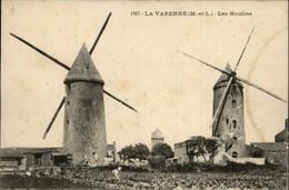 49 - LA VARENNE - Moulins à Vent - Other Municipalities