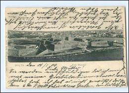 Y18614/ Malta  Fort Manoel  AK 1901 - Malta