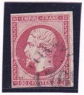 Napoléon, N°17A ,GC ,  Cote 70€, ( 2104/032) - 1853-1860 Napoleone III