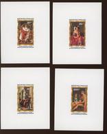 CONGO  1981    Série De 6  Feuillets De Luxe.  Peintures D'Ingres. Napoléon - Unclassified