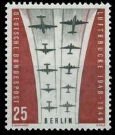 BERLIN 1959 Nr 188 Postfrisch X8779BE - Unused Stamps