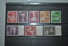 Allemagne/RFA 1978/82 Série Courante MNH - Neufs