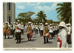 Changing Of The Guard , Government House , Nassau , Bahamas - Bahamas