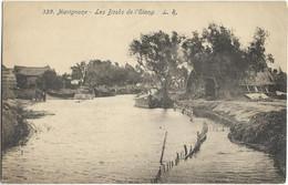 CPA - 13 - Marignane - Bords De L'étang - - Marignane