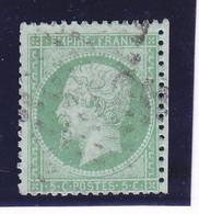 Napoléon, N°20  ,étoile  , ( 2104/046) - 1862 Napoleone III
