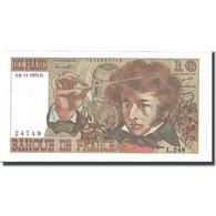 France, 10 Francs, Berlioz, 1975, 1975-11-06, SUP+, Fayette:63.14, KM:150b - 10 F 1972-1978 ''Berlioz''
