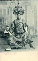 CPA Singapur, Chinese Actor - Singapore