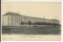 ILE DE RE , SAINT MARTIN , La Caserne - Saint-Martin-de-Ré