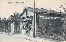 94-VILLIERS SUR MARNE-N°4055-G/0375 - Villiers Sur Marne