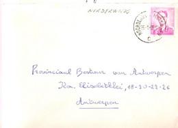 Belgie Cover ... Bb118 - Brieven En Documenten