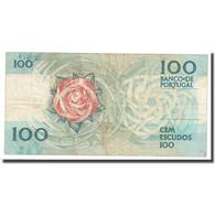 Billet, Portugal, 100 Escudos, 1988, 1988-05-26, KM:179e, TTB+ - Portugal
