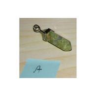 Unakite Pierre Naturelle Pendentif 3 Cm (A) - Minerals