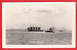 DOROTHY PALMER FOUR MASTED SAILING SHIP  + TUGS   NAUTICAL RP - Veleros