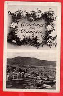 NEW ZEALAND  GREETINGS FROM DUNEDIN   1922 - New Zealand