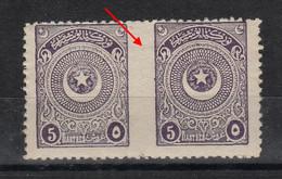 (0832) 1924 Cresent And Star Per MH* MAJOR ERROR !!! - Ungebraucht