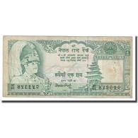 Billet, Népal, 100 Rupees, Undated (1981- ), KM:34d, TTB - Nepal