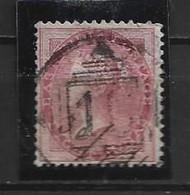 95566) INDIA INGLESE- LOTTO DI FRANCOBOLLI- 1865-73 VITTORIA 8 A ROSA - USATO N.24 - Unclassified