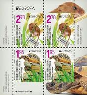 Bosnia And Herzegovina (Serb Post).2021.Europa CEPT.Endangered National Wildlife.Booklet ** . - 2020