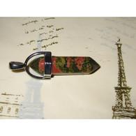 Unakite Crayon Pendentif 3,3 Cm Pierre Naturelle Bien être Et Pouvoir (7) - Minerals
