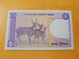 BANGLADESH 1 TAKA 1982-1993 BILLET NEUF - Bangladesh