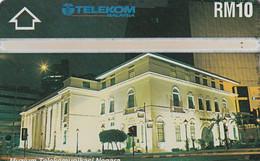 MALASIA. Telekom Museum. 1994. MLS-L-42 (410F). (049) - Malaysia