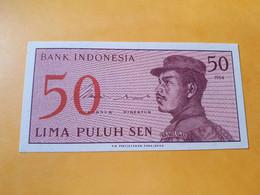 INDONESIE 50 SEN 1964 BILLET NEUF - Indonesia