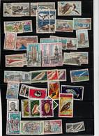 Afars Et Issas (1967-1977) LOT DE + 80 TIMBRES Oblitérés  Entre  1967 & 1977 (plus Quelques Doubles )TBE - Other
