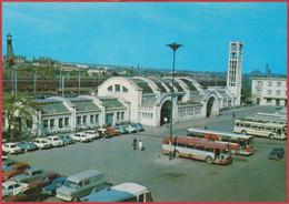Lens. La Gare. Autobus, Voitures. Pas De Calais (62). - Unclassified