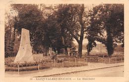 76-SAINT VALERY EN CAUX-N°4063-A/0059 - Saint Valery En Caux