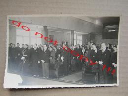 Serbia / Belgrade Beograd - Sveti Sava, Gosti Na Sv. Savu, Military Cadets, Officers ... ( 1934 ) / Real Photo - Serbia