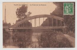 80 VAUX SUR SOMME Vers Corbie Le Pont Sur La Somme Pont Bow String - Corbie