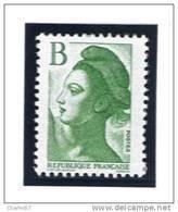 "France 2483 Neuf ** ""Type Liberté (B)"" (cote 1,00€) - Nuovi"