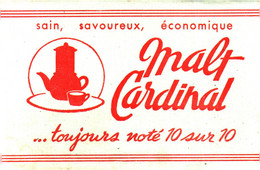 Chi De/14/04/ Buvard Chicorée Protez Delatre (N= 3) - Coffee & Tea