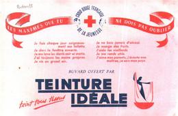 Tei Id/14/04/Buvard Teinture Idéale (Format 160 X 100 Mm) (N= 4) - T