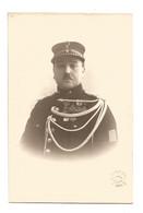 Originele Foto Belgische Rijkswacht Gedecoreerde WOI Veteraan In Ceremonieel Uniform Foto De Latin Borgerhout - Polizei