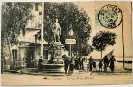649 - SANARY - Statue De La Marine - Sanary-sur-Mer
